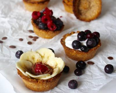 Fruit Tart Recipe - Vegan