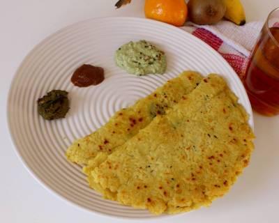 Khichdi Roti Recipe