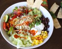 Naked Burrito Bowl Recipe