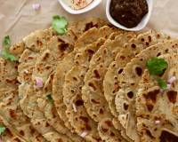 Spicy Yogurt Chapati/Roti Recipe