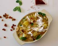 Vegan Navratan Korma Recipe