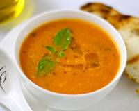 Roasted Tomato And Pumpkin Soup Recipe