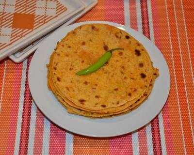 Sweet Potato Flatbread Recipe - Sweet Potato Chapati