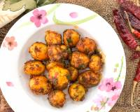 Jeera Hing Aloo Recipe - No Onion No Garlic Recipe