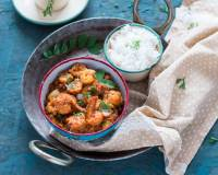 Chettinad Eral Thokku Recipe - Prawn Masala