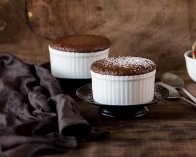 Rich Decadent Chocolate Souffle Recipe