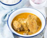 Doi Bhetki Recipe - Bengali Style Yogurt Fish Curry