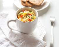 Microwaved Egg-Omelette-In-A-Mug Recipe