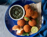 Garlic Chicken Cheese Balls Recipe
