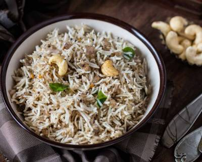 Milagu Sadam Recipe (Instant Pepper Rice)