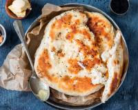 Peshwari Naan Recipe - Naan Stuffed With Sweet Dry Fruits
