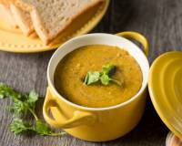 Parsi Style Vegetable Dhansak Recipe- Parsi Vegetable Dal