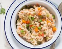 Vegetable Rice Upma Recipe