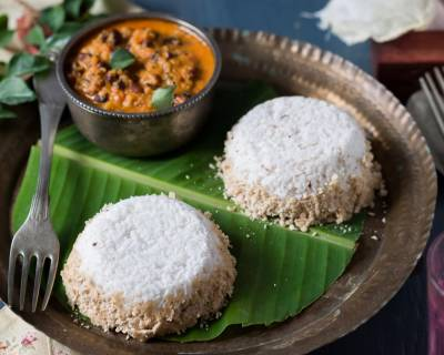 Vivatta Whole Wheat Flour Puttu Recipe