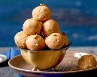Whole Wheat Sonth Ke Ladoo Recipe