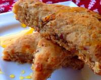 Welsh Apple Cinnamon Scones Recipe