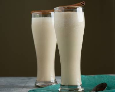 Apple Cinnamon Soy Smoothie Recipe