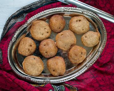 Kandarappam Recipe (Chettinad Sweet Appam)