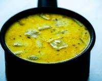 Lauki Yakhni Recipe - Bottle Gourd In Yogurt Gravy