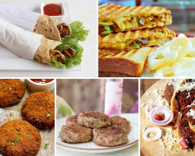 6 Snack Recipes That You Can Make With Rajma