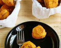 Cheese Stuffed Aloo Bonda Recipe