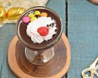 Chocolate Espresso Custard Pudding Recipe