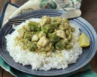 Broccoli And Tofu Green Curry Recipe