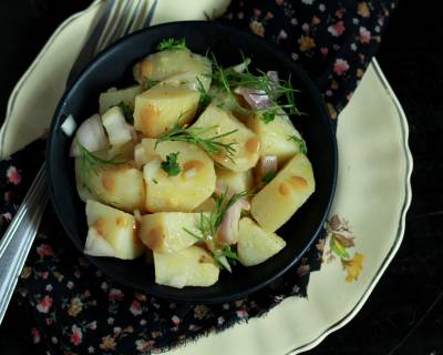 French Style Potato Salad Recipe