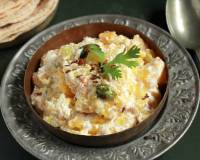 Lal Bhoplyacha Bharit Recipe (Red Pumpkin Raita)