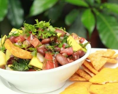 Pinto Bean Salsa Salad Recipe