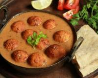 Vegan Kofta Curry Recipe