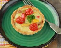 Vegetable Tartlets Recipe