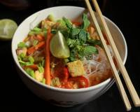 Vegetarian Laksa Curry Recipe
