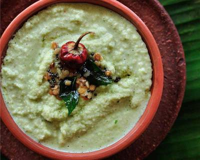 Kadale Chutney Recipe - Fried Gram Chutney