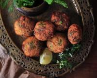 Carrot Pudina Masala Vadai Recipe By Archana S Kitchen
