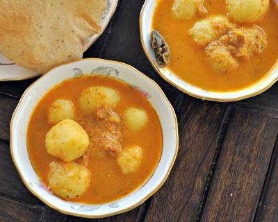 Lahori Aloo Recipe