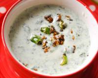 Raw Mango Raita Recipe