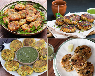 12 Street Style Tikki Recipes You Can Make For Evening Snacks