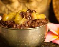 Balinese Black Rice Pudding Recipe