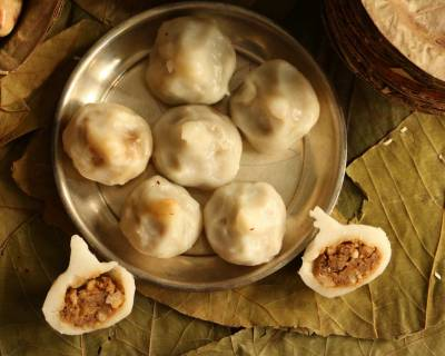 Jackfruit Seed Modak Recipe