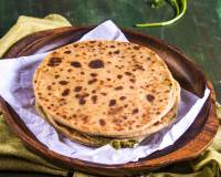 Broccoli and Paneer Paratha Recipe