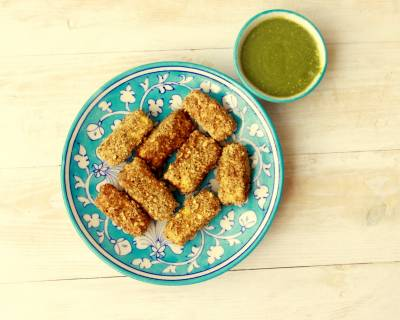 Crispy & Spicy Paneer Starter Recipe