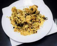 Pakki Mutton Biryani Recipe