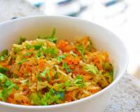 Carrot And Capsicum Rice Recipe