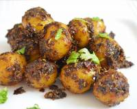 Chatpata Baby Potato Recipe
