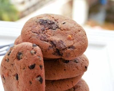 Chocolate Chip Cookies With Coconut Recipe