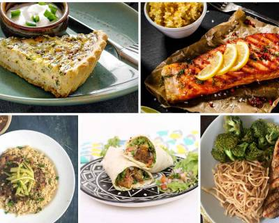 8 Give These Lip Smacking Continental Fish Meals A Try For Weekend Dinner