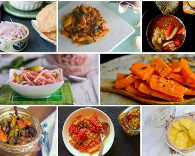 13 Instant Vegetable Pickle Recipes That Are Healthy & Quick To Make