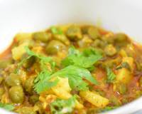 Lilve Ki Sabzi Recipe (Green Chickpea Curry)
