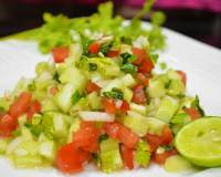 Mediterranean Cucumber Salad Recipe